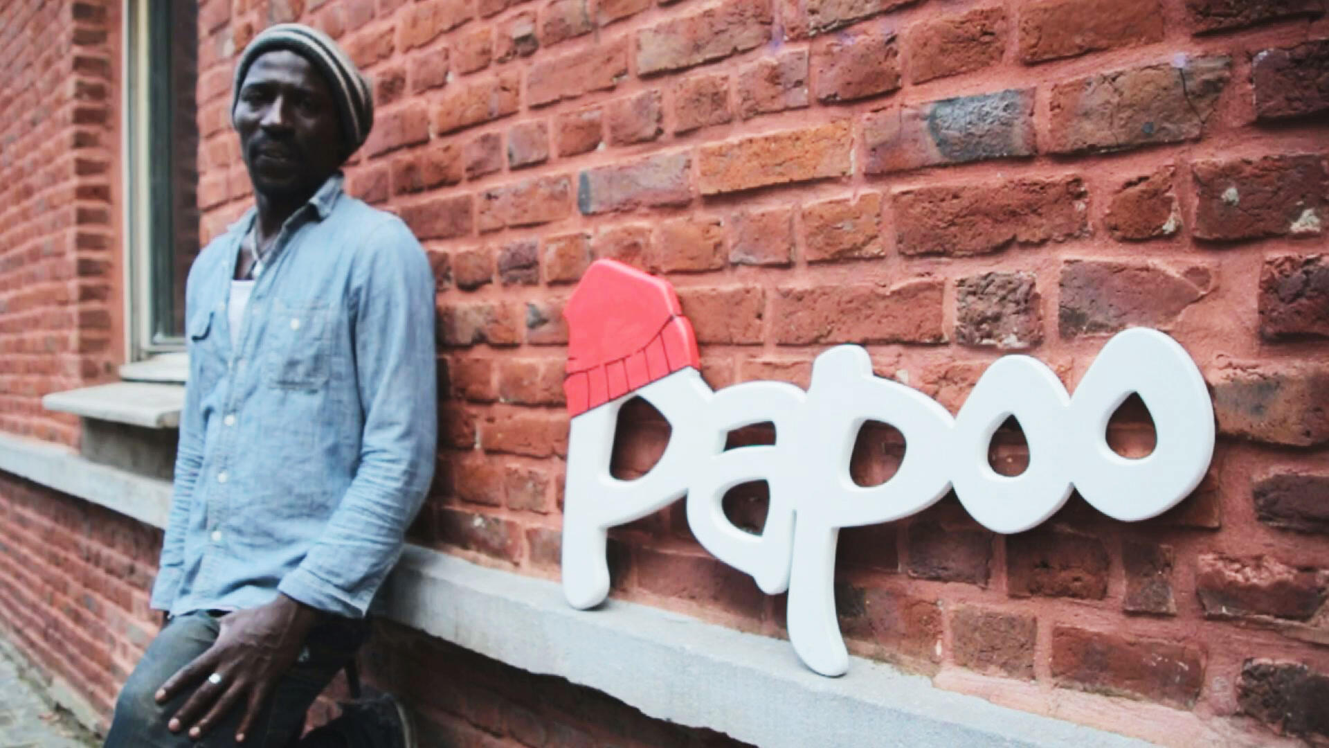 Clip de Papoo «Rien ne se passe comme prévu»