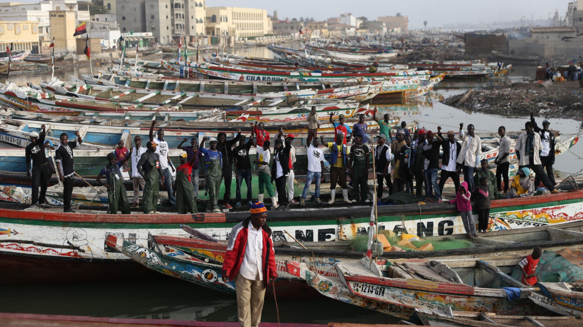 Clip de Nuul Kuukk «YaaY Tann» Terroir Prod en direct du Sénégal