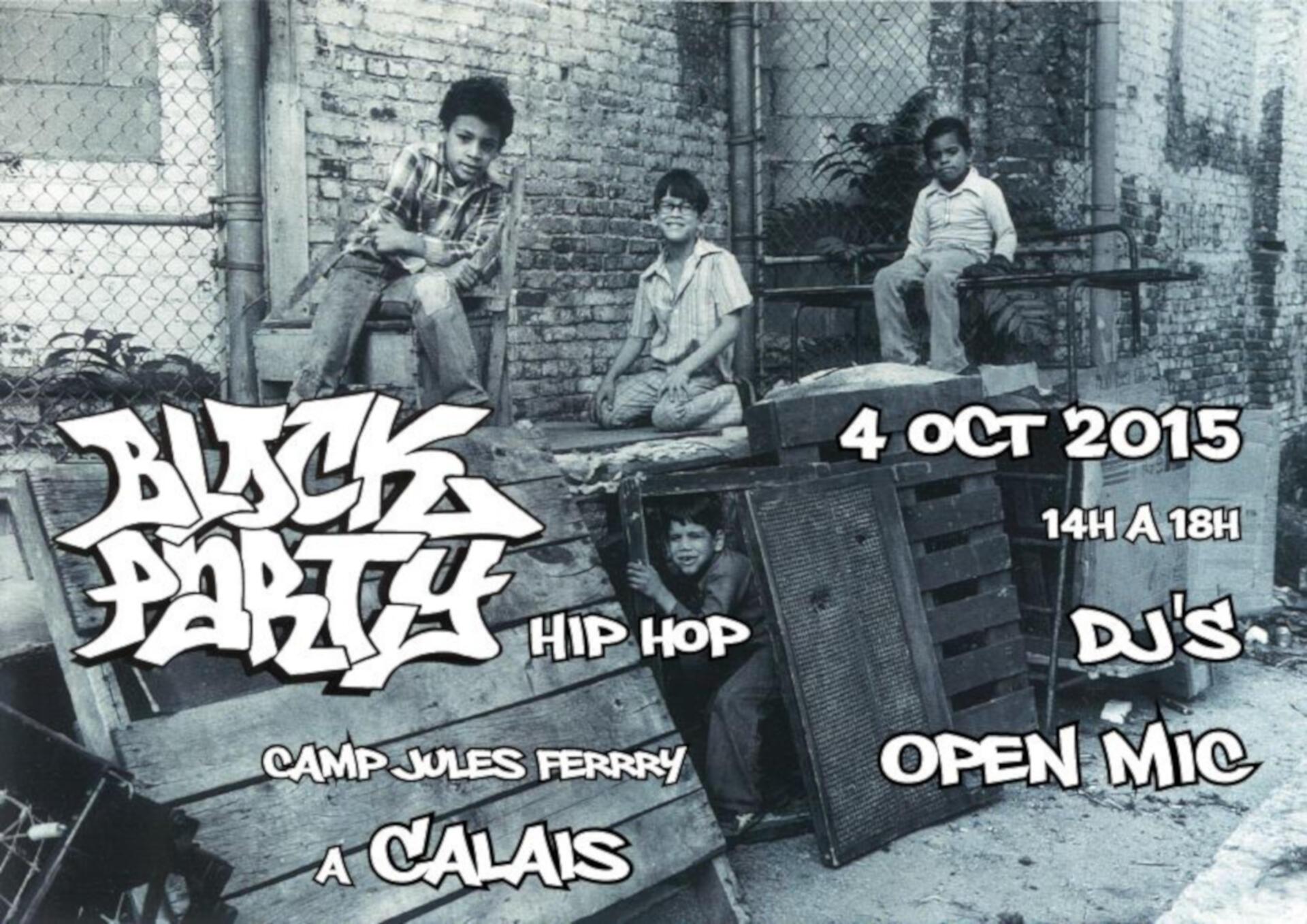 Vidéo Block Party Calais