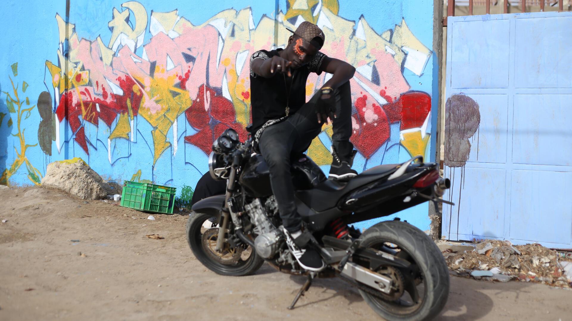 Vidéo Graffiti Sénégal – Set Ci Diamuu Yallah La Bokk