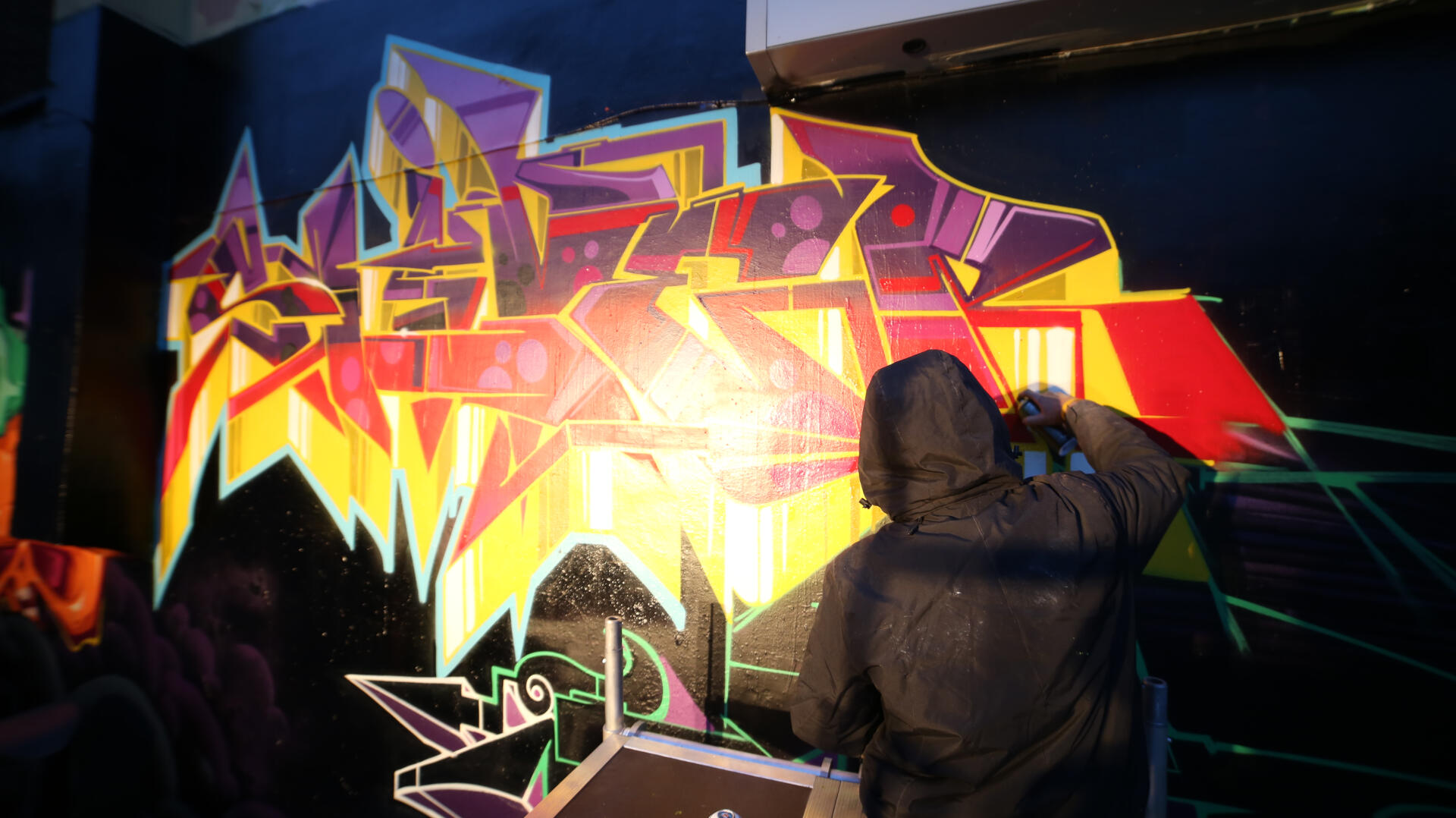 #BIG7 – Battle International de Graffiti – Lille – Le Film